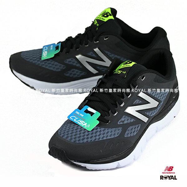 New Balance 775 新竹皇家 黑色 网布 记忆鞋垫 轻量 慢跑鞋 男款 NO.A8970