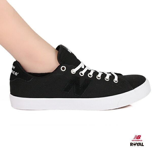 NewBalance新竹皇家210黑色布質休閒鞋男女款NO.A9767