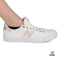 New Balance 美國慢跑鞋/跑步鞋推薦New Balance 新竹皇家 210  白色 布質 休閒鞋 男女款 NO.A9772