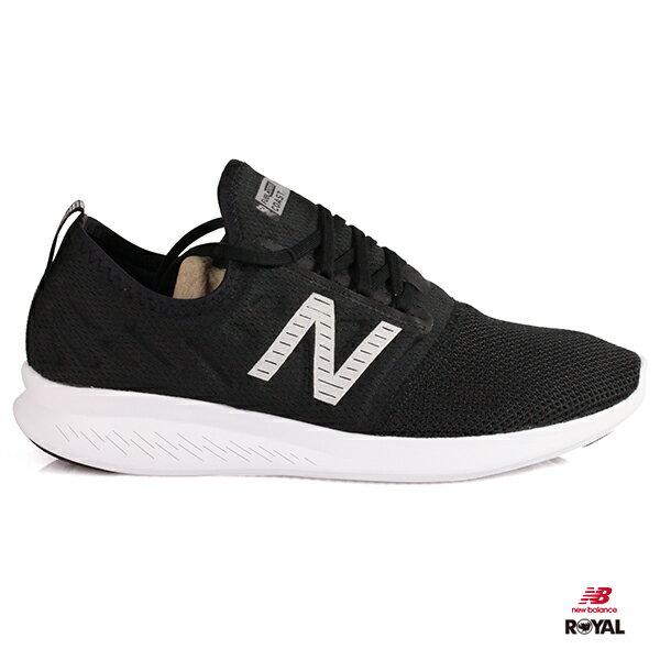 NewBalance新竹皇家FuelCore黑色網布輕量套入式運動鞋男女款NO.A9919-I9000