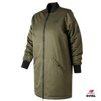 飛行外套推薦到New Balance 新竹皇家 墨綠 黑字 羽絨飛行外套 女款 NO.H1995就在新竹皇家網路時尚館推薦飛行外套