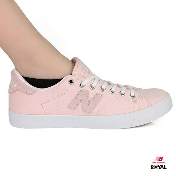 NewBalance新竹皇家210粉紅布質休閒鞋女款NO.I8476