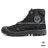 Palladium 新竹皇家 MONO CHROME II 黑色 彈道尼龍 防潑水 高筒靴 男款 NO.A8773 1