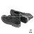 Palladium 新竹皇家 MONO CHROME II 黑色 彈道尼龍 防潑水 高筒靴 男款 NO.A8773 2
