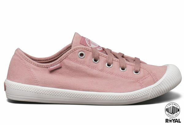 Palladium 新竹皇家 FLEX LACE 粉色 布質 休閒鞋 女款 NO.I5717