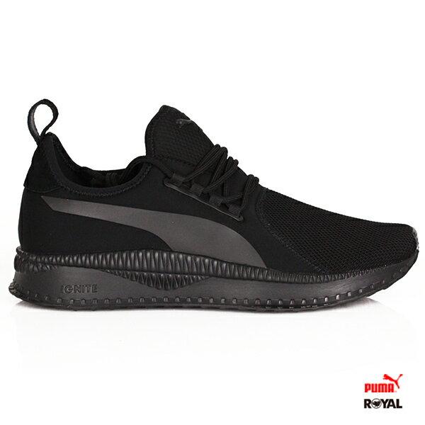 PUMA新竹皇家TSUGIApex黑色網布運動休閒鞋男款No.A9657