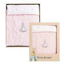 【淘氣寶寶】奇哥PeterRabbit比得兔豆趣兩用被-粉PLB74900【奇哥正品】