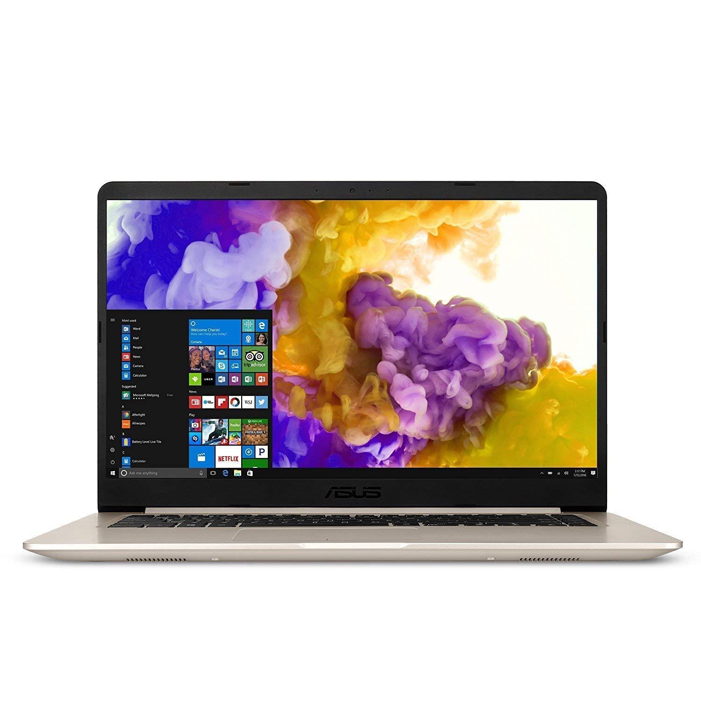 6adf033f50f2 ASUS VivoBook F510UF Thin and Light Premium Laptop (Intel 8th Gen i7-8550U  Quad Core, 16GB RAM, 1TB HDD + 128GB SSD, 15.6
