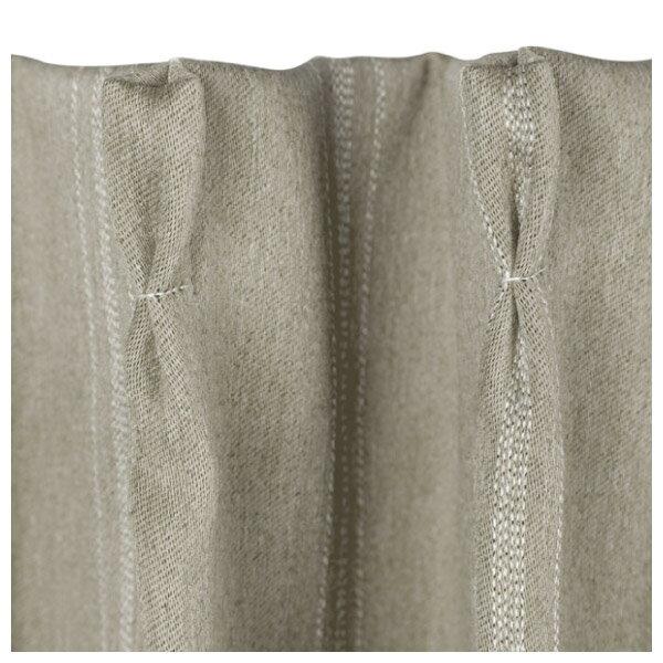 窗簾4件組 N-LIGA GY 100×140×4 NITORI宜得利家居 4