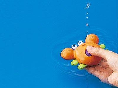 Toyroyal樂雅 - 洗澡玩具 螃蟹 2