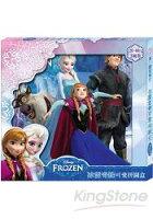 冰雪奇緣 可愛拼圖盒