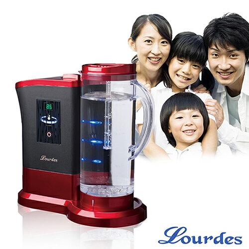日本Lourdes 羅德氫騎兵負氫水(高濃度水素水) 霖威保固