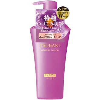 TSUBAKI 思波綺 上質豐盈洗髮精 (軟塌髮適用) 500mL