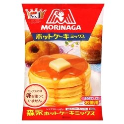 [哈日小丸子]森永蛋糕鬆餅粉(4袋/600g)