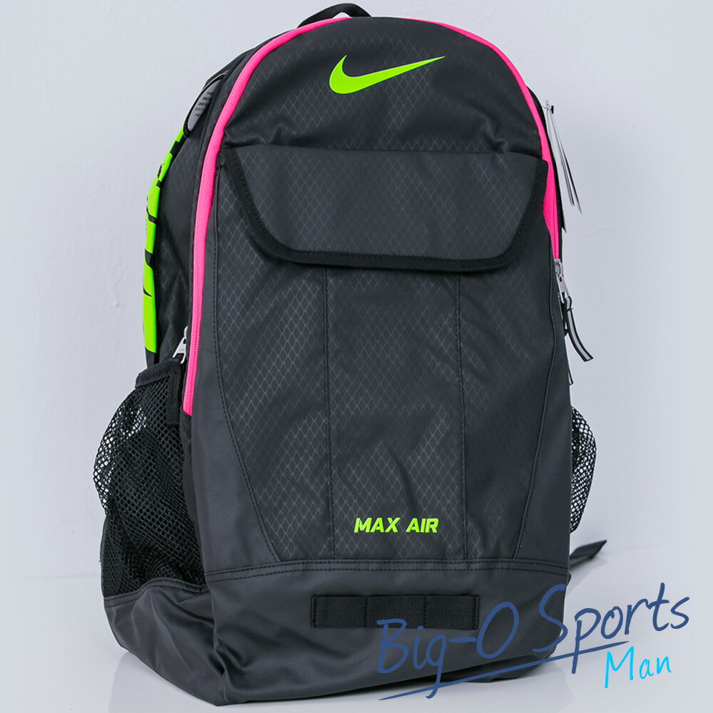 NIKE 耐吉 NIKE TEAM TRAINING MAX AIR XL BACKPACK 運動後背包 BA4899010 Big-O Sports