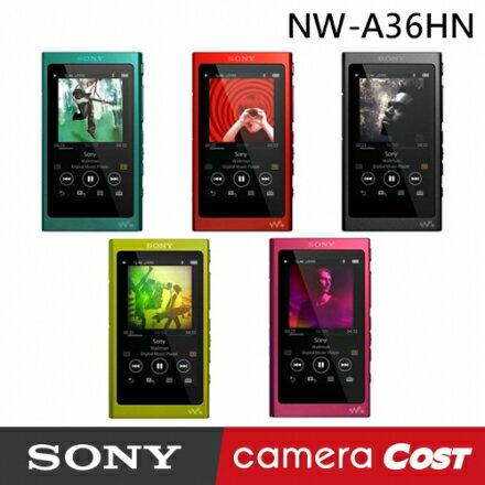 Sony NW-A36 Walkman 數位隨身聽 內建32GB 公司貨 MP3 可外接MicroSD記憶卡擴充 sony NW-A36HN - 限時優惠好康折扣