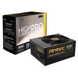 Antec 安鈦克 HCP-850 PLATINUM 白金牌 全日系電容+模組化 80+ 電源供應器 PC電源 POWER【迪特軍】