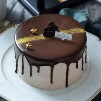 艾波索【極光醇黑巧克力6吋】-艾波索烘焙坊-美食甜點推薦