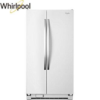 Whirlpool 惠而浦 WRS322FNAH 640L 極智對開門冰箱 (冰白) 無製冰