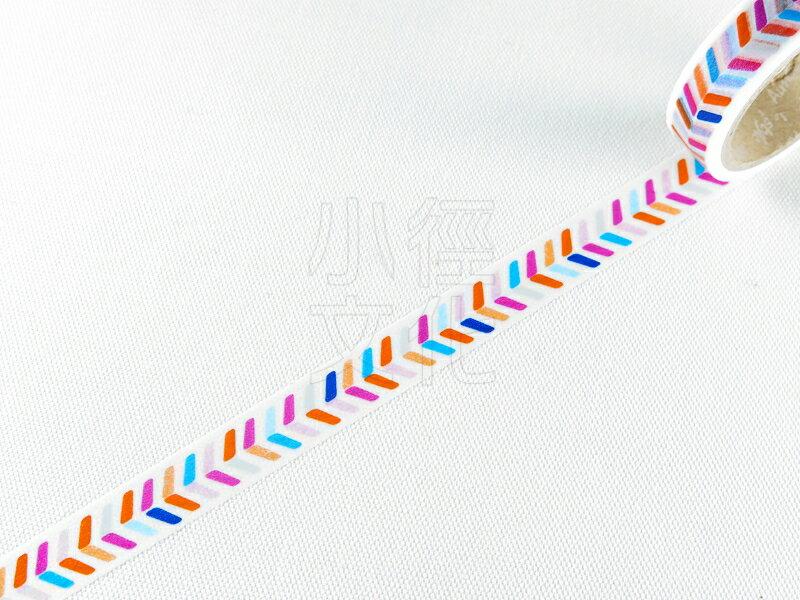 *小徑文化*Aimez le style 和紙膠帶 - Mosaic Arrow ( JAN 4871 )