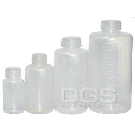 《台製 》塑膠細口瓶 PP Bottles, Narrow-Neck, PP Graduated