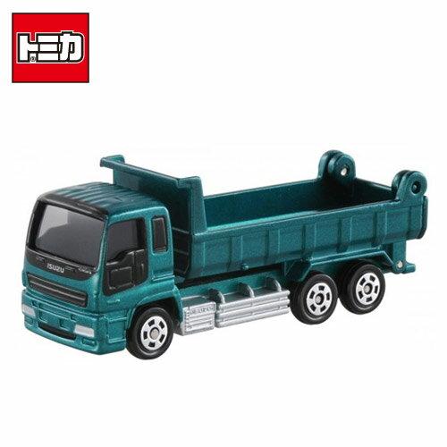 【日本進口正版商品】TOMICA 多美小汽車 NO.76 砂石 搬運車 模型車 擺飾 玩具車 - 746980