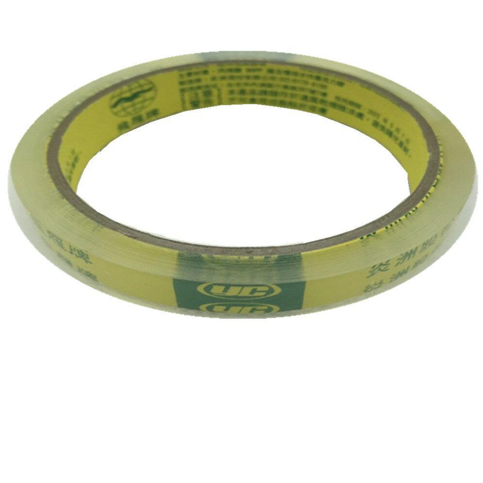 【艾瑞森】高品質 台灣製 透明膠帶 膠帶 18mm*40y 無痕膠 壓克力膠帶 無痕貼 強力膠帶 雙面膠 膠水