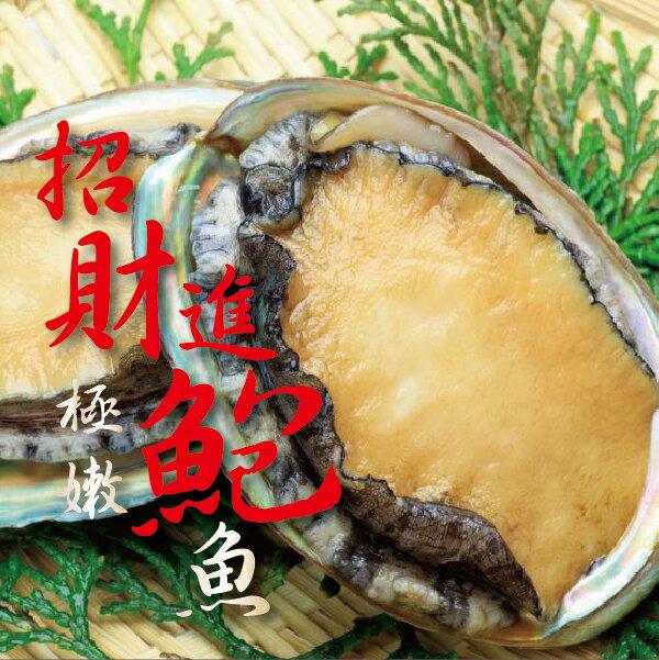 極嫩鮑魚 招財進寶 1KG『原裝進口』八珍寶之一,高檔海鮮食材!