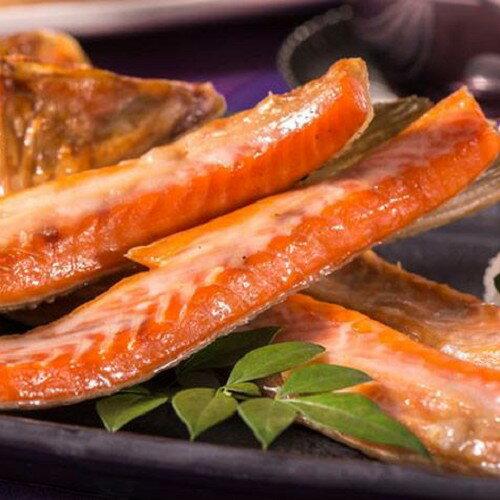 北海道野生紅鮭魚腹肉500g 0