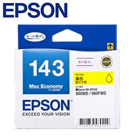 EPSON   143 高印量 XL 墨水匣 T143450 T143250 T14335