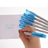 【aife life】0.38中性藍色原子筆,超好用文具,宣傳贈品筆,開幕活動贈品禮品!