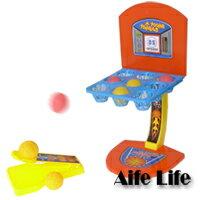 【aife life】趣味籃球九宮格/球類遊戲機/籃球架/投籃機/趣味親子遊戲,易拆式設計、組裝方便,在哪裡都可以玩喔~