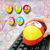 【aife life】超熱賣!!可愛大嘴鳥造型吸塵器筆電、鍵盤、書桌的清潔小幫手/BMliving