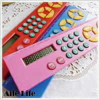 【aife life】直尺計算機/小計算機/8位元計算器/多功能計算機/刻度尺計算機