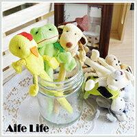 【aife life】絨毛動物筆/絨毛娃娃筆/可愛造型原子筆/婚禮小物/簽名筆/禮贈品