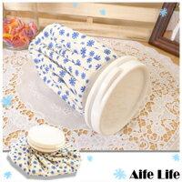 【aife life】R&R 6吋冰溫兩用敷袋/冰 熱 敷袋 台灣製造 居家護理 運動保健 女性朋友的貼心好幫手!
