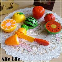 【aife life】辦家家酒切菜遊戲組/切菜組 親子遊戲 廚房遊戲 切切樂 切食物遊戲 扮家家酒