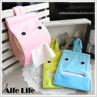 【aife life】可愛懶人小精靈捲筒衛生紙套,日式雜貨新鮮上市