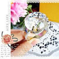 【aife life】150克拉水晶大鑽戒-直徑3cm/可刻字/超大鑽戒/求婚告白/情人節禮物/婚禮小物/婚紗攝影