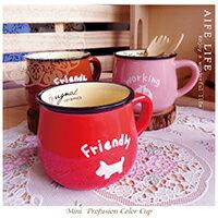 【aife life】日式復古咖啡杯-小/造型馬克杯/咖啡杯/早餐杯/zakka雜貨/復古陶瓷杯/日式森林系早餐杯