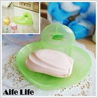 【aife life】愛心吸盤肥皂台/香皂/肥皂盤/皂盒/心型皂台,吸盤設計超實用,情人情侶一般贈品禮品/畢業禮物最適用