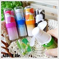 【aife life】日系和風電扇~安全小巧隨身攜帶普普風蜂窩狀造型