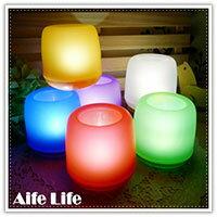 【aife life】聲控蠟燭杯燈/LED燈/蠟燭燈/小夜燈/居家婚禮佈置/情境燈/感應燈