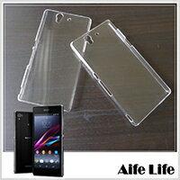 【aife life】SONY xperiaZ1透明手機保護殼/水晶殼/貼鑽殼/保護套/可客製化印製