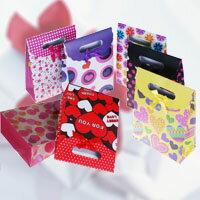 【aife life】(大)可愛黏式禮物袋/禮品袋/飾品袋,讓妳/你送禮方便不失禮,生日、情人節、各種節慶最佳禮贈品