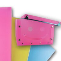 【aife life】超可愛微笑收納盒/收納箱,有蓋子可折疊,不佔空間