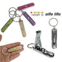 【aife life】12星座俏皮圖案/高級鋼材指甲剪/全新不?鋼/隱藏式指甲剪/美容修容組
