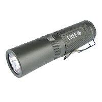 【aife life】迷你戰術強光LED手電筒,美國最亮穩定CREE Q5燈泡!超高亮設計