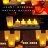【aife life】浪漫滿屋居家擺飾LED擬真黃蠟燭燈 / 杯燈生日蠟燭小夜燈造型燈聖誕婚禮佈置(含燈罩有聲控) 0