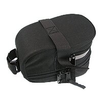 【aife life】萬用雙層自行車座墊包,安裝免工具,專業強力反光條!!